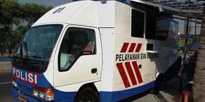 Jadwal SIM Keliling Kota Bogor 2021