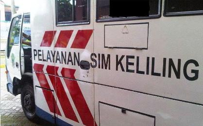 Jadwal SIM Keliling Semarang