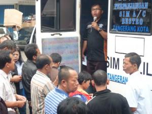 Jadwal SIM Keliling Tangerang Kota Juli 2016