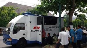 Jadwal Sim Keliling Yogyakarta Juli 2016
