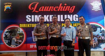 Layanan SIM Keliling Semarang 2017