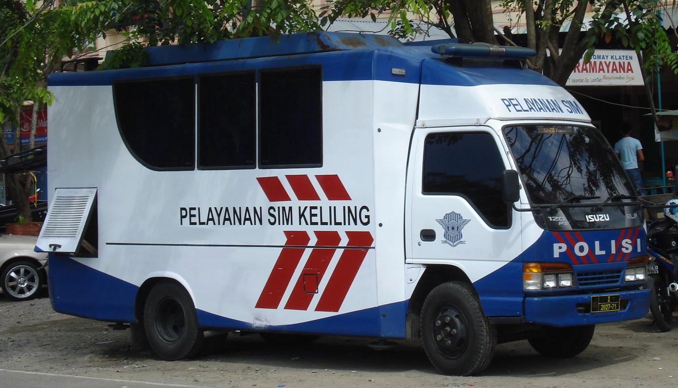 Jadwal SIM Keliling Sidoarjo Desember 2017