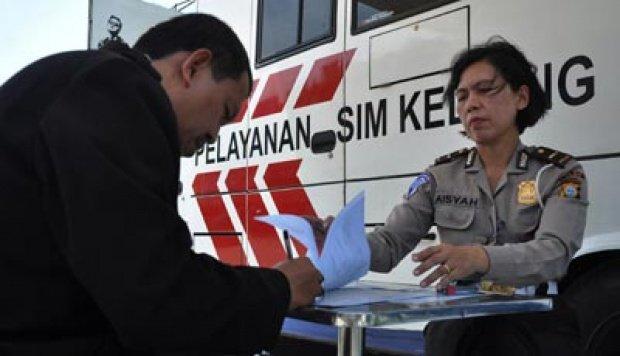 Jadwal SIM Keliling Bali November2016