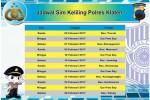 jadwal sim keliling Klaten April 2017