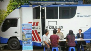 Jadwal SIM Keliling Polres Bantul Selama Ramadhan